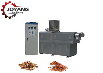 Fully Automatic Pet Food Production Line , Animal Dog Food Processing Equipment