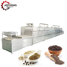 Turnkey Service Industrial Microwave Systems Celery Powder High Product